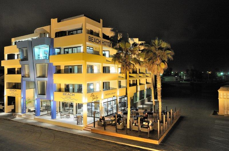 beach hotel - destination swakopmund