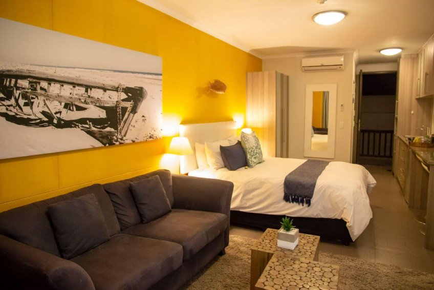 desert sands apartments - destination swakopmund