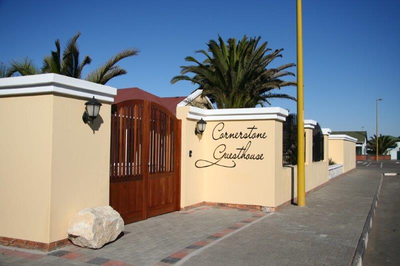 cornerstone guesthouse - destination swakopmund