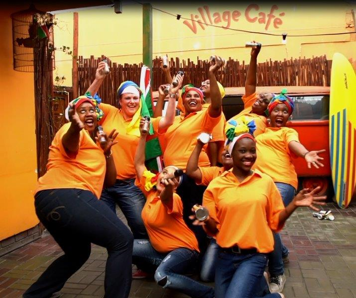 Village Café - destination swakopmund