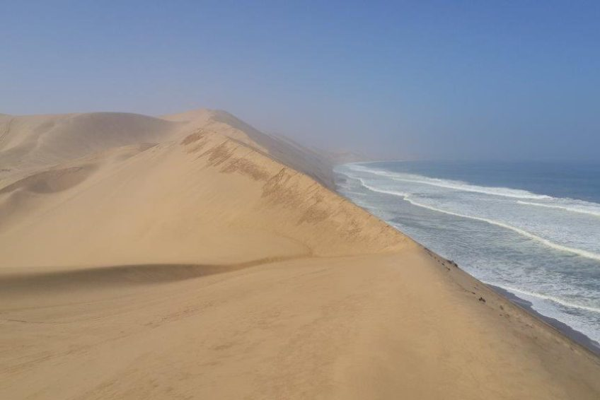 photo ventures namibia - destination swakopmund