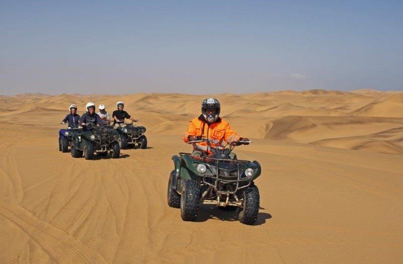 desert explorers - destination swakopmund