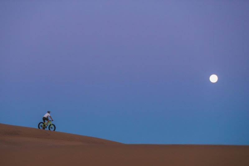 cycling - destination swakopmund