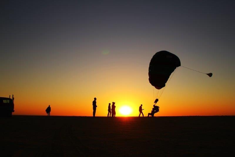 skydive - destination swakopmund