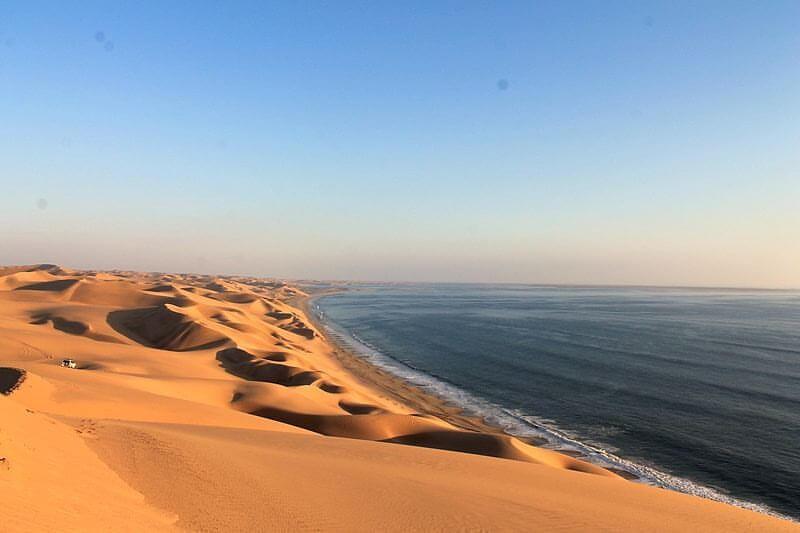sandwaves - destination swakopmund