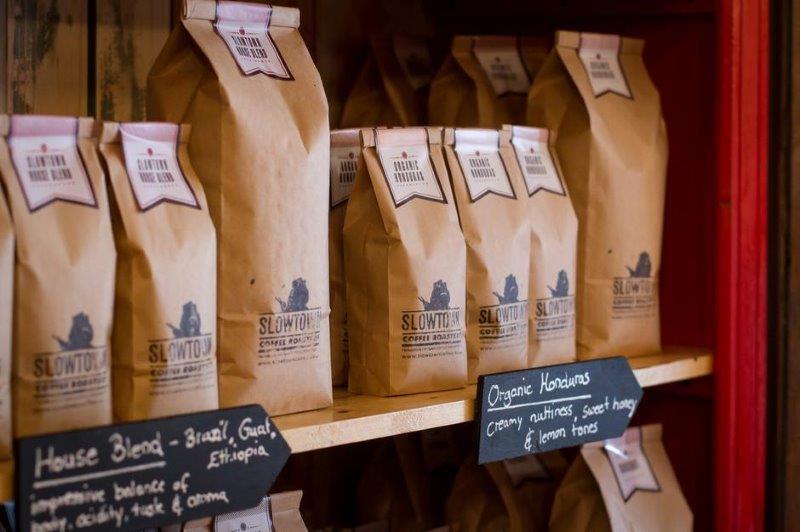 Slowtown coffee - destination swakopmund