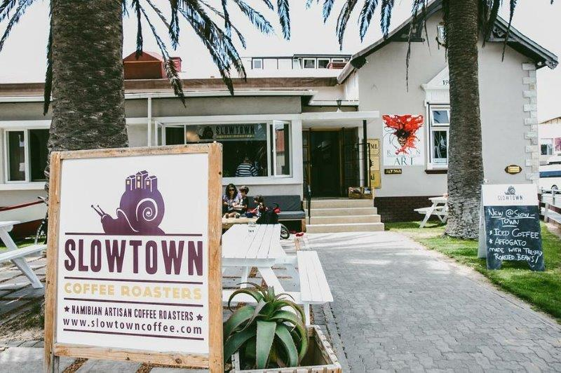Slowtown coffee - destination swakopmund