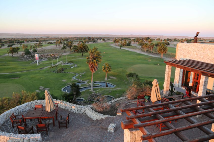 roessmund golf course - destination swakopmund