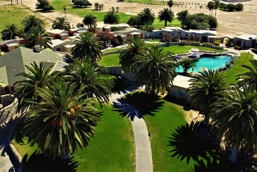 roessmund lodge - destination swakopmund