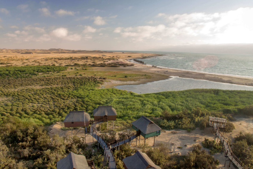 the stiltz - destination swakopmund