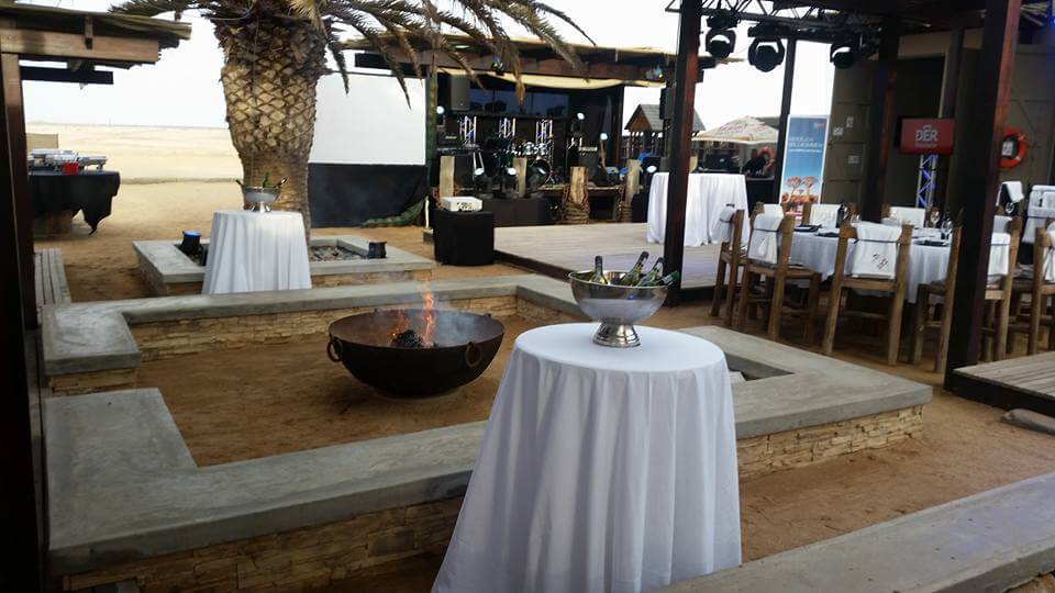 conference & events - destination swakopmund