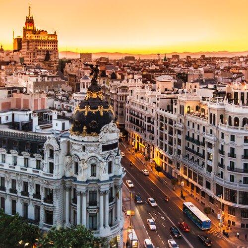Fitur Madrid - destination swakopmund