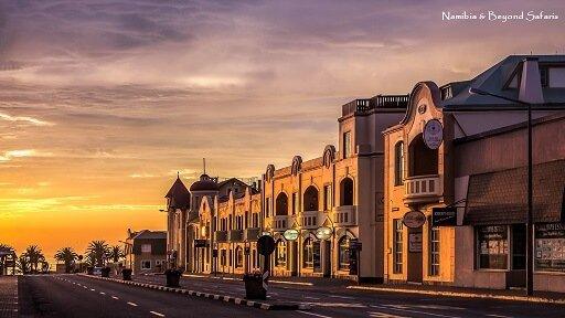 travel smart agency - destination swakopmund