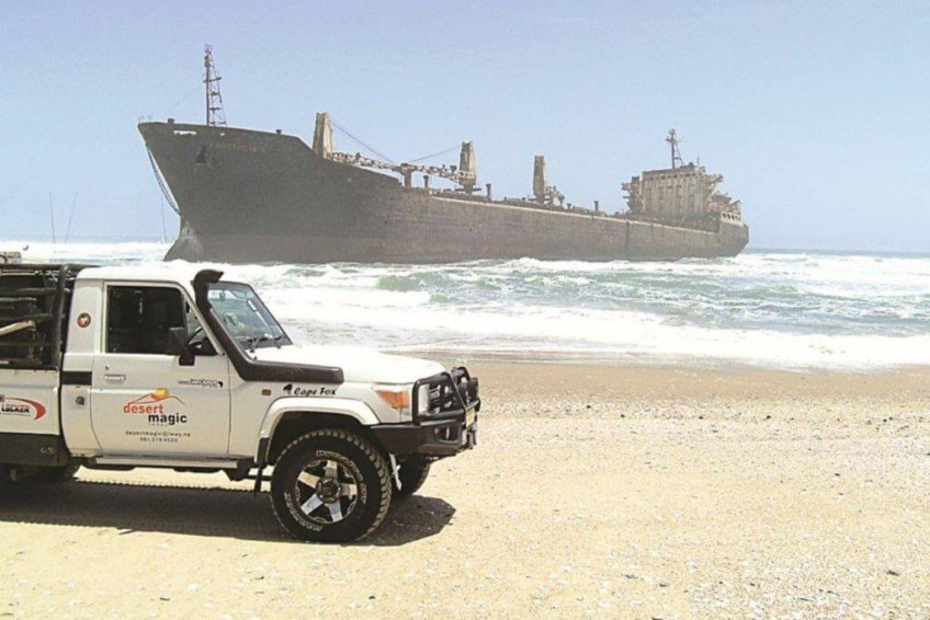 desert magic tours - destination swakopmund