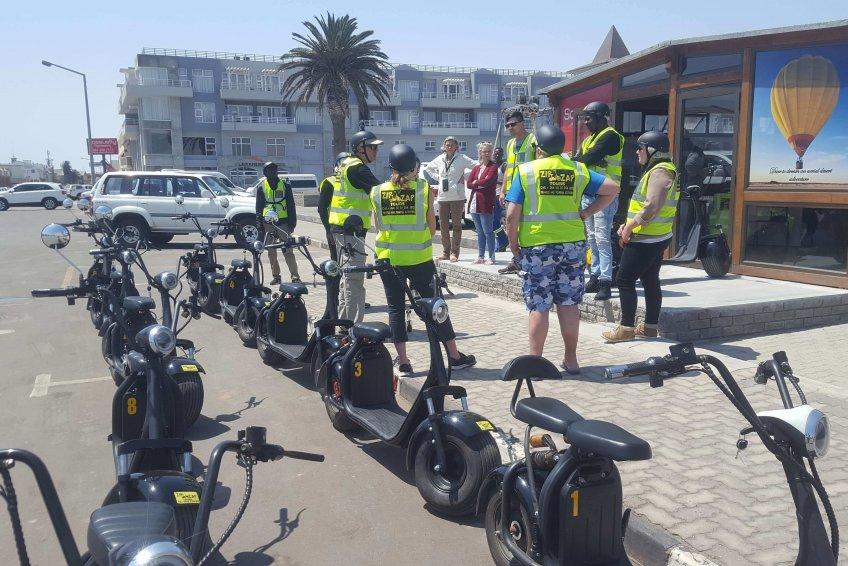 zip zap tours - swakopmund