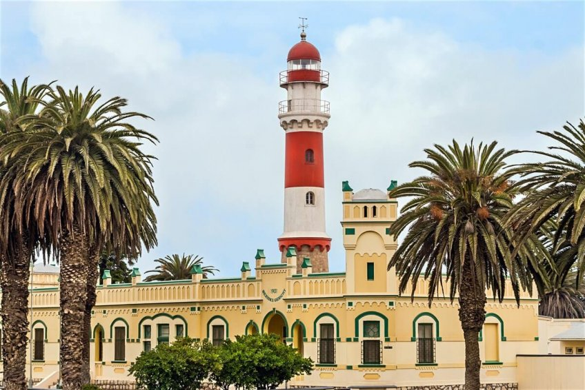 about africa travel - destination swakopmund